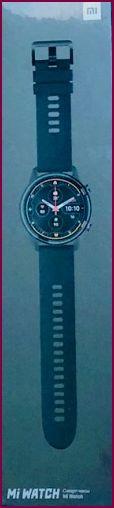 Xiaomi Mi Watch Smartwatch - Schwarz