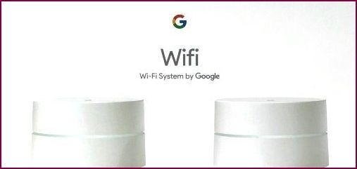 Google WiFi-Router Wireless Bluetooth 2er Pack - Weiß