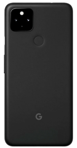 Google Pixel 4a 5G - 128GB Smartphone Android 11 - Just Black