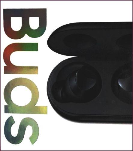 Samsung Galaxy Buds (B-Ware) In-ear Bluetooth Kopfhörer - Schwarz