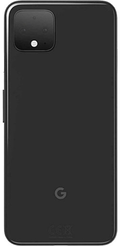 Google Pixel 4a  (B-WARE) - 128GB Smartphone Android 10 - Just Black