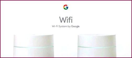 Google WiFi-Router Wireless Bluetooth 2er Pack - Weiß